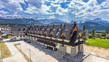 Hotel Tatra*** - Najwyżej położony hotel w Zakopanem w malowniczej dzielnicy Cyhrla