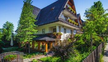 Hotel Czarny Potok*** - Rodzinny hotel w Zakopanem - idealny na wypoczynek z całą rodziną