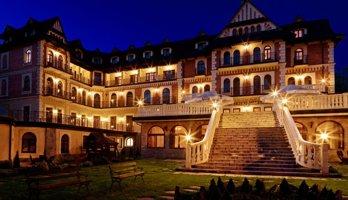 Grand Hotel Stamary**** - Luksusowy i imponujący obiekt wzniesiony w 1905 r.