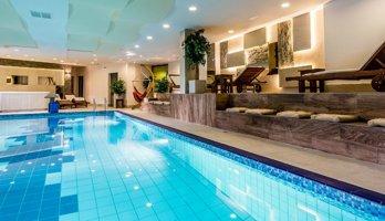 Hotel Skalny*** - Hotel położony w cichej okolicy z niesamowitymi widokami