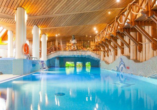 hotele z basenem w górach - hotel w zakopanem