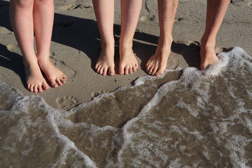 co zabrać na wakacje z dzieckiem nad morze