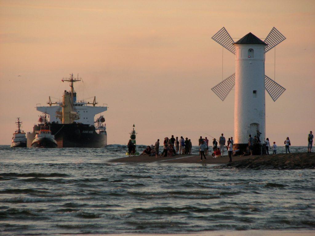 świnoujście, polskie kurorty nad morzem