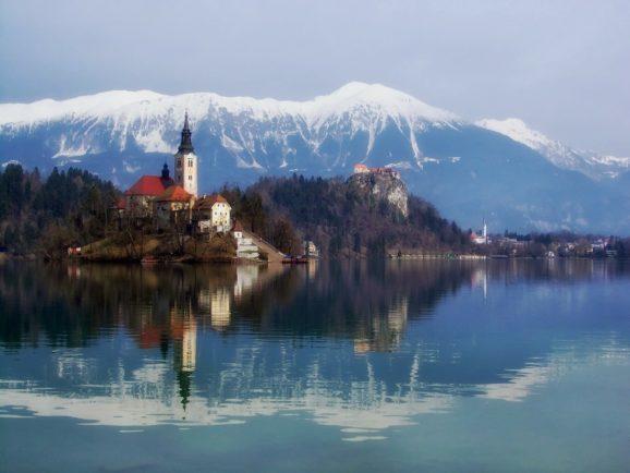 słowenia co warto zobaczyć - zamek