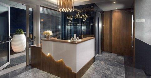 noclegi Sopot My Story Sopot Apartments