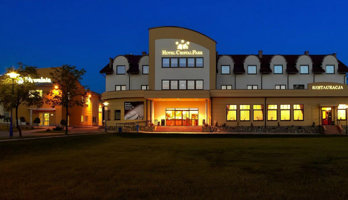 Hotel Cristal Park Dąbrowa Tarnowska