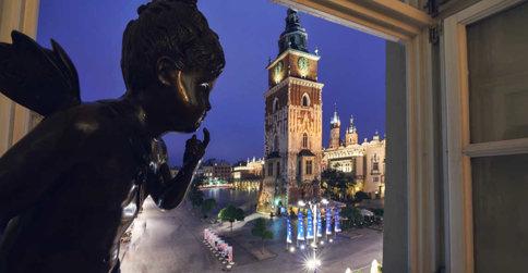noclegi Kraków Hotel Imperial