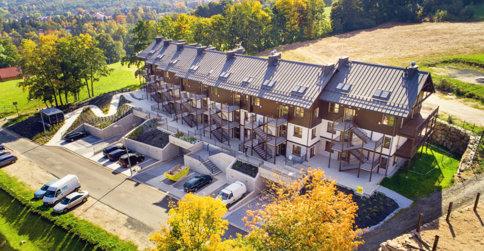 noclegi Karpacz Sun & Snow Residence - Karpacz