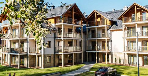 noclegi Karpacz Sun & Snow Sarnia Residence Karpacz