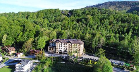 noclegi Szczyrk Hotel Elbrus SPA & Wellness