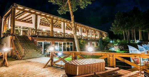 noclegi Wilkasy Hotel Tajty