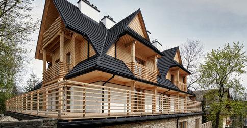 noclegi Zakopane Monte House Apartments