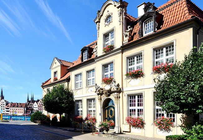 Hotel Podewils Old Town Gdańsk