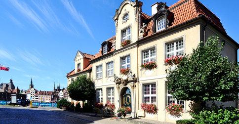 noclegi Gdańsk Hotel Podewils Old Town Gdańsk