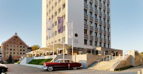 noclegi Gdańsk Marina Club Hotel