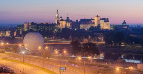 noclegi Kraków Hilton Garden Inn Kraków