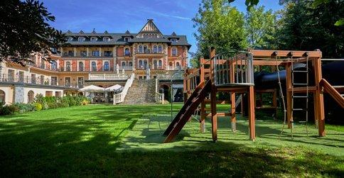 noclegi Zakopane Grand Hotel Stamary