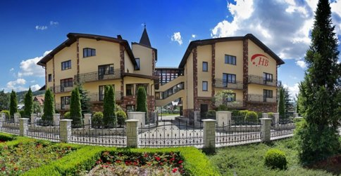 noclegi Muszyna Hotel Beata
