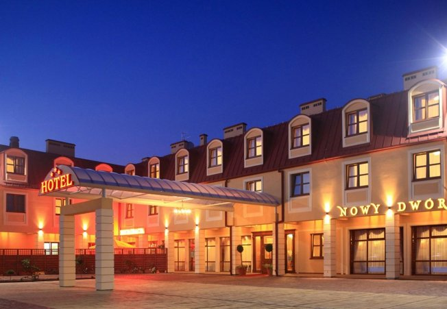 Hotel Nowy Dwór Zaczernie