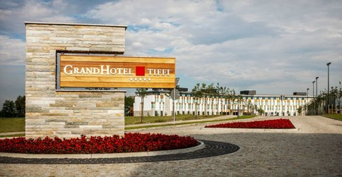 noclegi Iława Grand Hotel Tiffi