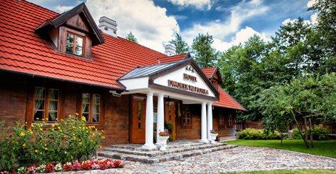 Hotel Dworek Wapionka