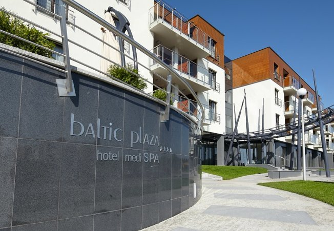 Baltic Plaza mediSPA&fit