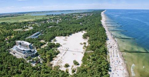 noclegi Dźwirzyno Havet Hotel Resort&SPA