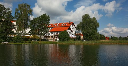 noclegi Mrągowo Hotel Anek