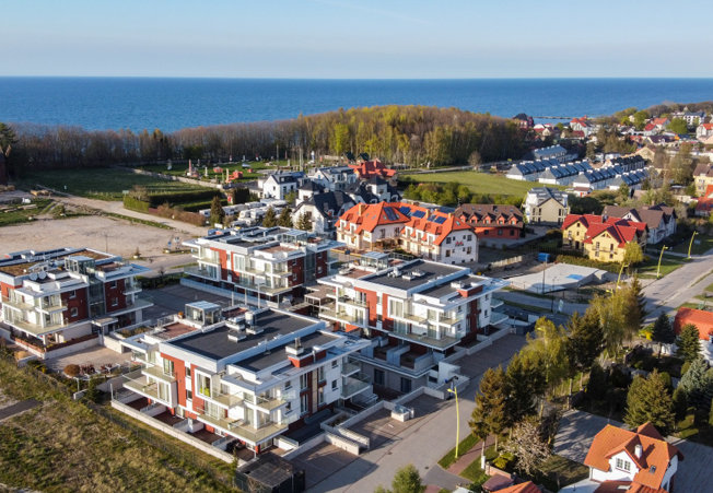 Baltic Cliff Apartamenty