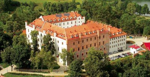 noclegi Ryn Hotel Zamek Ryn