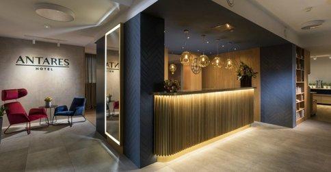 noclegi Gdynia Hotel Antares