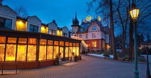 Hotel Szrenicowy Dwór