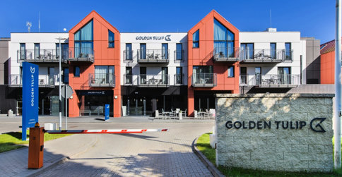 noclegi Gdańsk Golden Tulip Gdańsk Residence