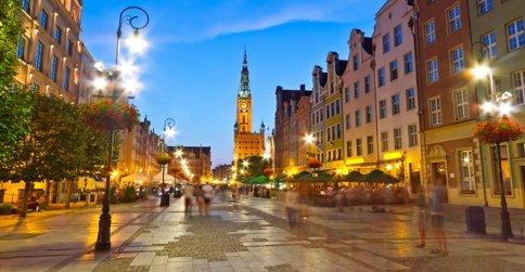 noclegi Gdańsk Focus Premium Gdańsk