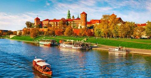 noclegi Kraków Nowa Panorama