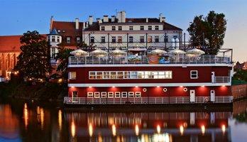 Hotel Tumski & Barka Tumska