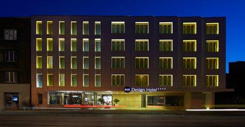 noclegi Kraków INX Design Hotel