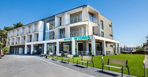 noclegi Mrzeżyno Wydma Resort & SPA
