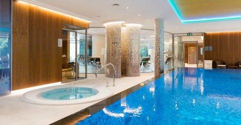 noclegi Ustroń Hotel Olympic Spa & Wellness