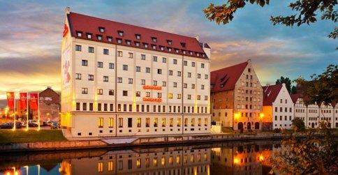 noclegi Gdańsk Qubus Hotel Gdańsk