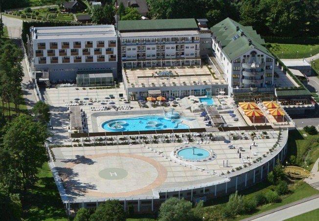 Wellness&Spa hotel Habakuk