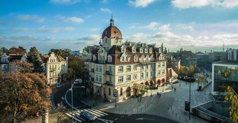 noclegi Sopot Hotel Rezydent Sopot