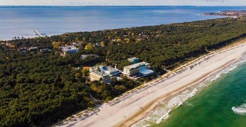 noclegi Jurata Hotel Bryza Resort & Spa