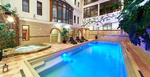noclegi Czorsztyn Kinga Hotel Wellness