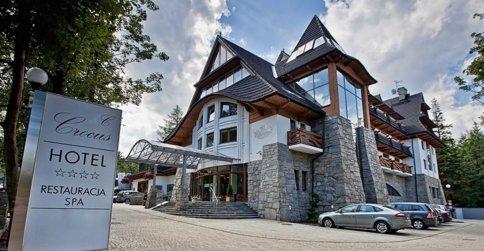 noclegi Zakopane Hotel Crocus