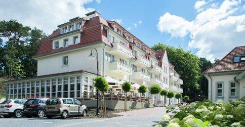noclegi Świnoujście Cesarskie Ogrody Hotel & Resort